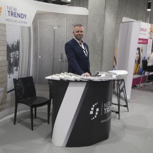Jednym z partnerów wspierających wydarzenie była firma New Trendy. Fot. Paweł Pawłowski/PTWP