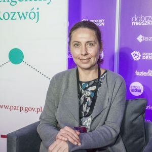 Izabela Banaś, PARP.