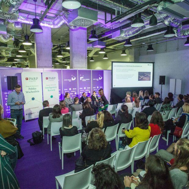 Przedsiębiorco, możesz liczyć na wsparcie: PARP na Forum Dobrego Designu 2018