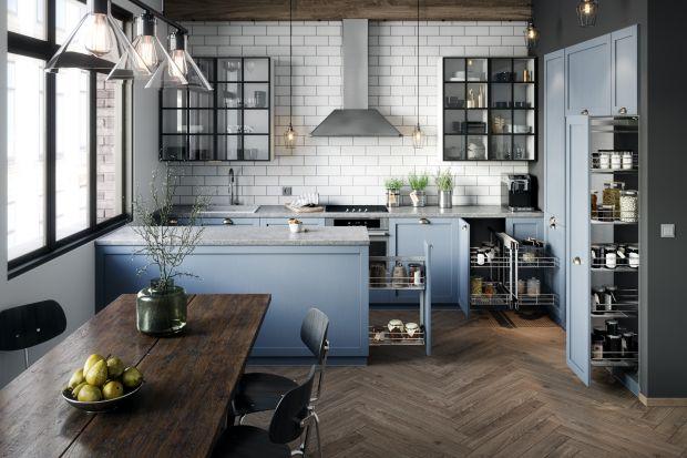 Jak nawet w niewielkiej kuchni zaplanować wygodą strefę przechowywanie? Radzi architekt Małgorzata Mataniak-Pakuła.<br /><br />