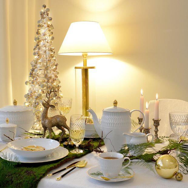 Stół na święta - wybierz wyjątkową porcelanę