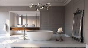 Odprężająca, aromatyczna kąpiel w wannie w otoczeniu świec lub przy dźwiękach ulubionej muzyki to chwila przyjemności, na jaką możemy pozwolić sobie we własnym domu.