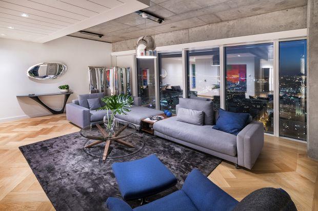 Piękny apartament - zobacz wnętrze zaprojektowane przez Oskara Ziętę