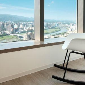 Wnętrza butikowego hotelu w Tajpej, stolicy Tajwanu - w aranżacji wykorzystano krzesła i fotele z kolekcji Ta. Fot. Toou