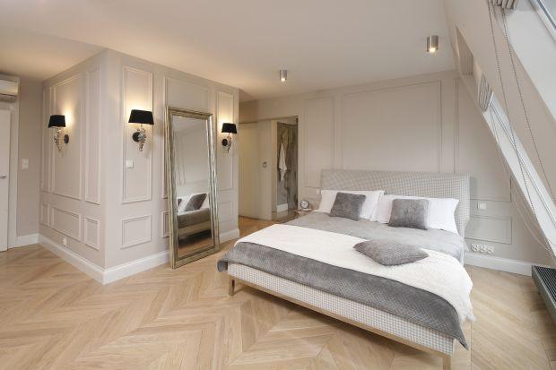 Ściana za łóżkiem - 15 pięknych sypialni