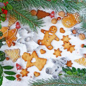 Wykrawaczki do ciastek - pomysł na rodzinne Święta. Fot. Galicja dla Twojego Domu