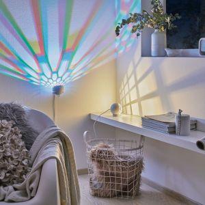 Odpowiednio dobrane oświetlenie wzmocni świąteczny nastrój w mieszkaniu. Fot. Paulmann