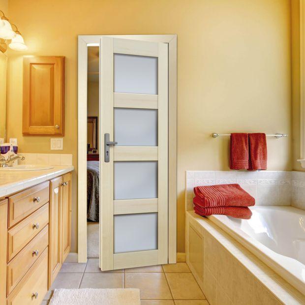 Drzwi łazienkowe - na straży prywatności i komfortu