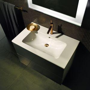 Ponadczasowa seria wyposażenia łazienki Me by Starck. Fot. Duravit