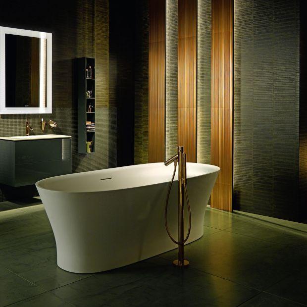 Wyposażenie łazienki - ponadczasowa seria projektu Philippe Starcka