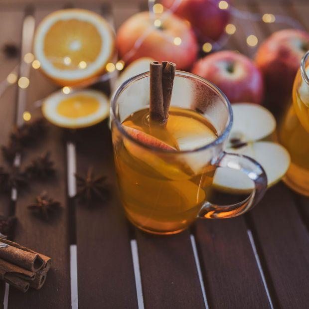 Przepis na święta - jabłkowy grzaniec
