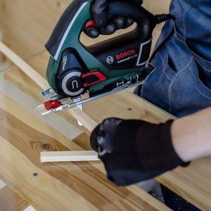 Po przygotowaniu wszystkich niezbędnych elementów należy je oszlifować. Fot. Bosch