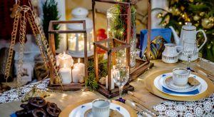 Święta to czas wyjątkowych spotkań przy stole. Warto sprawić, aby odbywały się w niezwykłej atmosferze. Własnoręcznie wykonane lampiony pomogą stworzyć prawdziwie świąteczny nastrój.