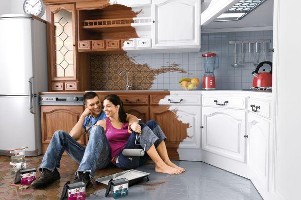Renowacja kuchni - szybko i bez zbędnego bałaganu
