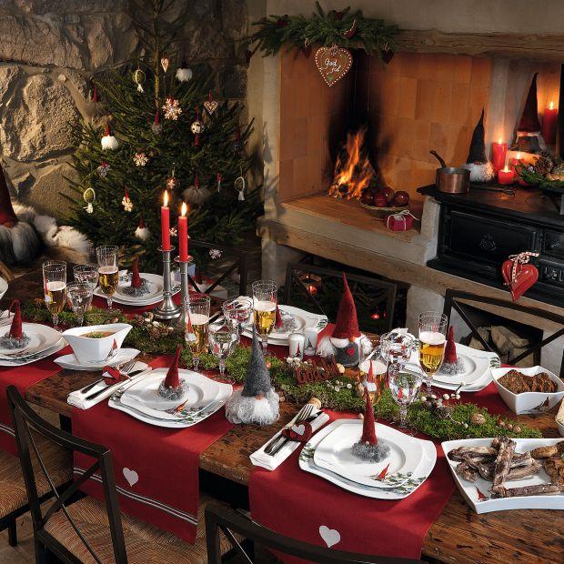 20 pomysłów jak ozdobić wigilijny stół