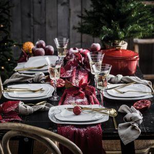 Stół na święta. Fot. Fyrklövern