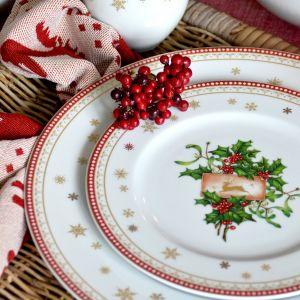 Piękna porcelana - idealna na świąteczny stół. Fot. Polska Grupa Porcelanowa