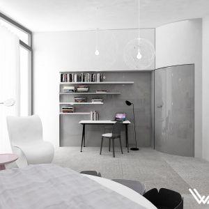 Dom w Chełmie – elegancka nowoczesność. Projekt i wizualizacje: Wyrzykowski Studio