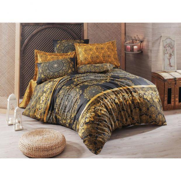Marmur i złoto we wnętrzu - zobacz ciekawe dekoracje