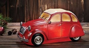 """Podświetlane ledami auta z serii Nostalgi na pewno przypadną do gustu miłośnikom motoryzacji, którzy pamiętają i z sentymentem wspominają takie samochody, jak Garbusy i popularne """"Ogórki"""" Volkswagena oraz pierwsze Citroëny C3, Fiaty 500 czy"""