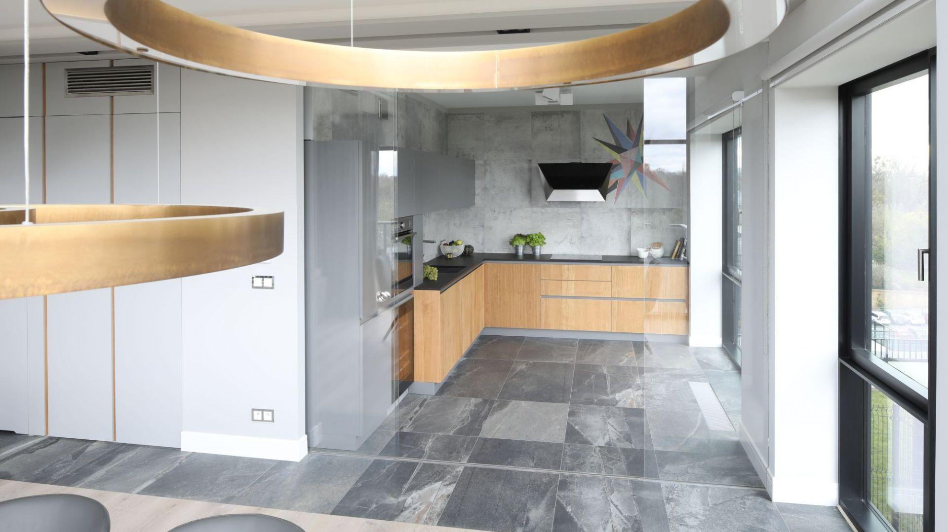 Najpiękniejsze kuchnie 2018 roku. Projekt: Magdalena Lehmann. Fot. Bartosz Jarosz