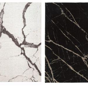 Wzory dywanów z kolekcji Stone by Maciej Zień inspirowanej naturalnymi kamieniami oddają piękno rozmaitych skał. Fot. Carpet Decor