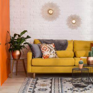 Trendy 2019: wnętrza w stylu boho. Fot. Agata SA
