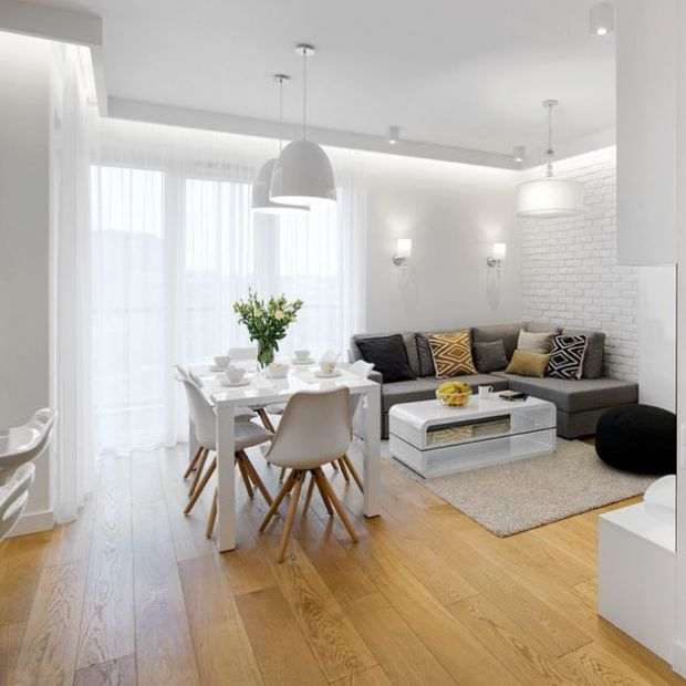 Najciekawsze wnętrza. Top 20. projektów mieszkań w 2018 roku