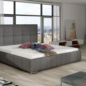 Łóżko tapicerowane Cortina marki Comforteo. Fot. Comforteo
