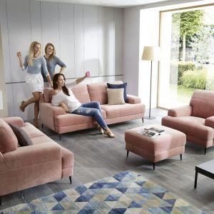Modny salon: sofa Monday. Fot. Gala Collezione