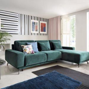 Modny salon: sofa Veneto. Fot. Gala Collezione