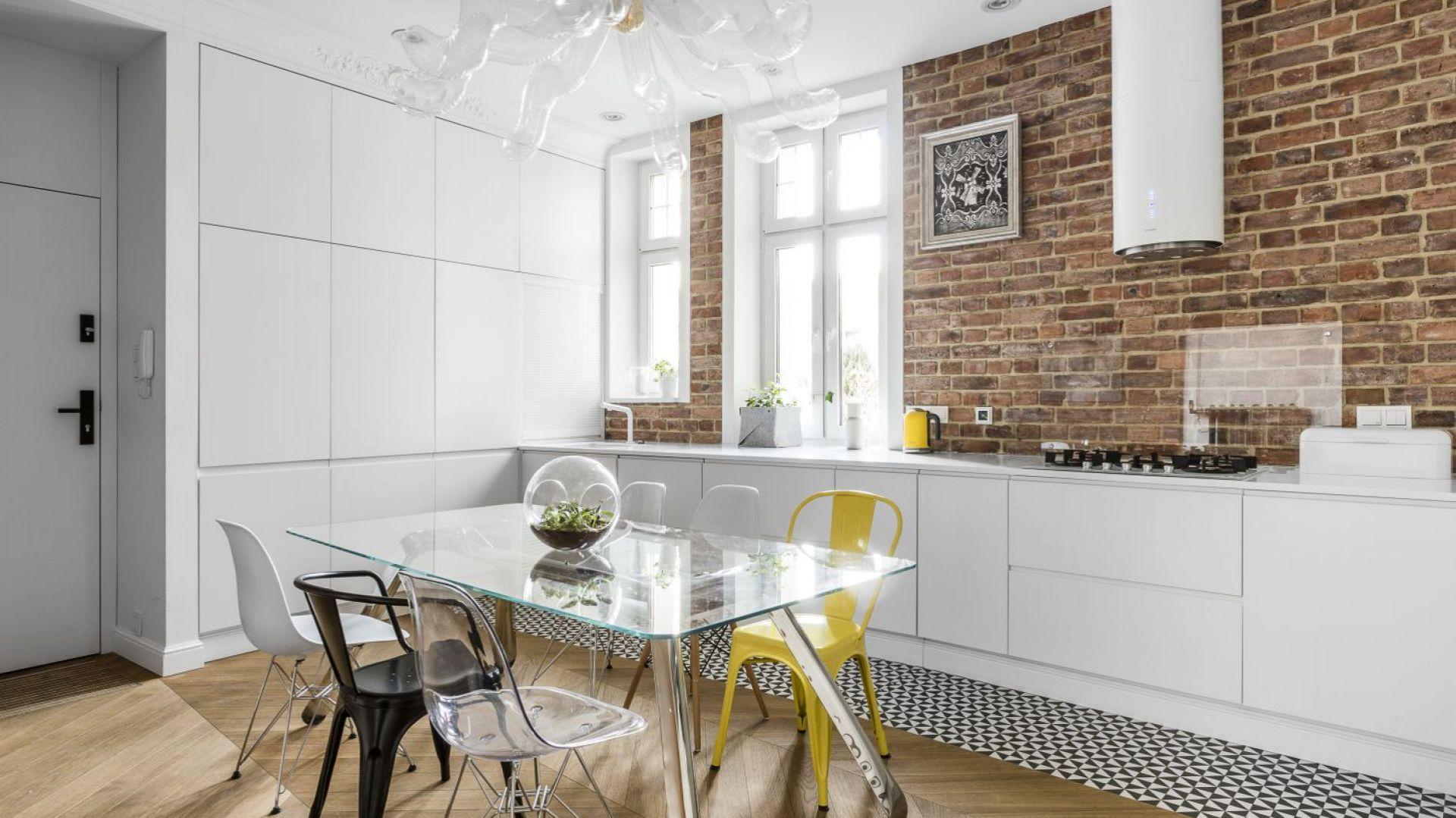 Kuchnia dla rodziny. Projekt: Anna Maria Sokołowska. Fot. Foto&Mohito