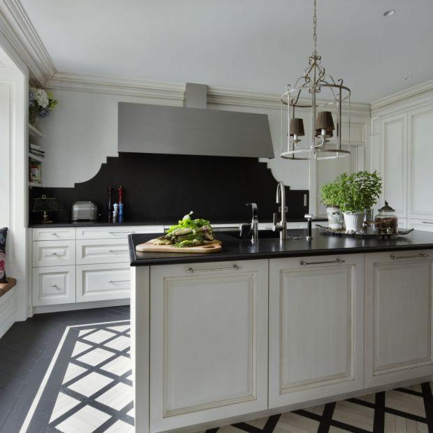 Urządzamy kuchnię w stylu klasycznym: 20 pięknych zdjęć