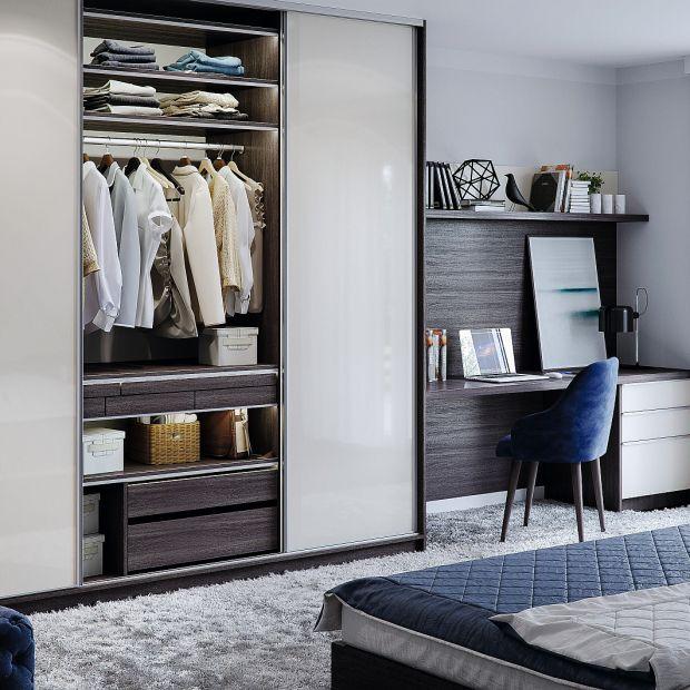 9 pomysłów na przechowywanie w sypialni