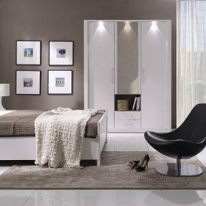 Łóżko New York firmy New Elegance. Fot. New Elegance