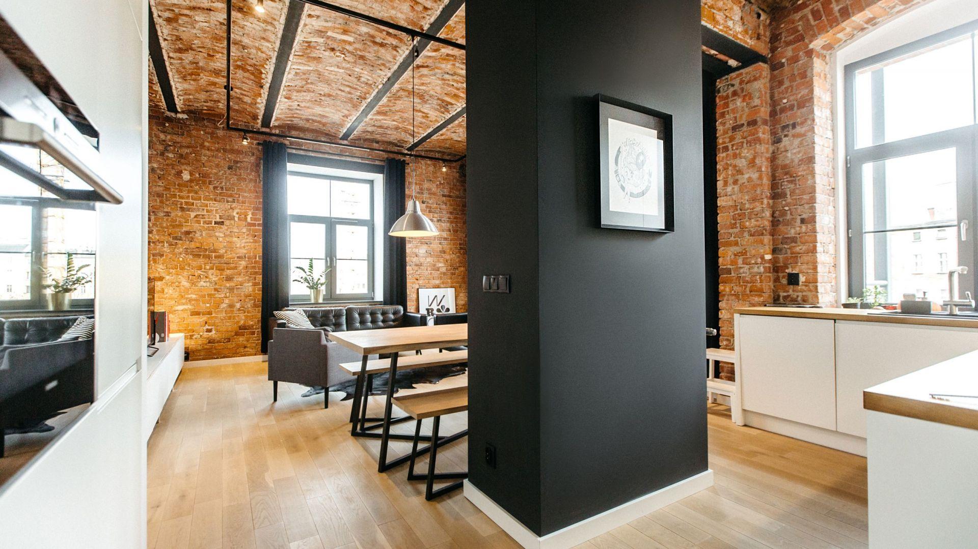 Duże mieszkanie - jak wykorzystać jego potencjał. Fot. Nowa Papiernia