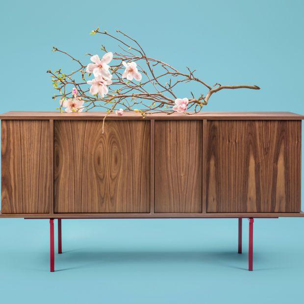 Meble z drewna - polski design inspirowany Japonią