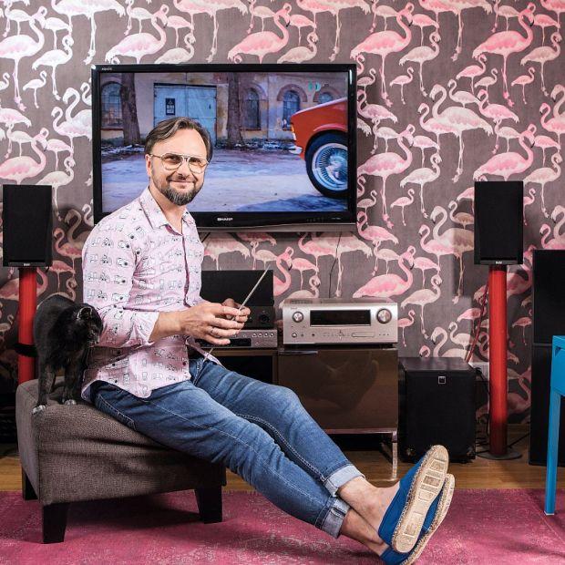 Kolorowy dom - przyjdź na warsztaty z Arturem Indyką podczas Dni Otwartych 4DD