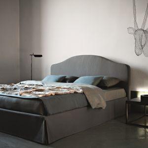Łóżko Melody marki Ivano Redaelli. Fot. Ivano Redaelli/ Mood-Design