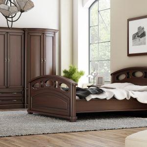 Kolekcja mebli do sypialni Diana w stylu klasycznym. Fot. Meble Olejnikowski