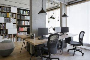 Siedziba Pracowni Architektonicznej Tremend. Projekt i zdjęcia: Tremend