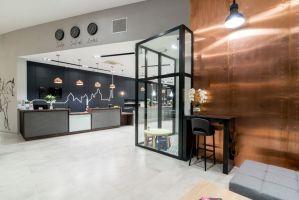 Wnętrza hotelu Ibis Styles w Grudziądzu. Projekt: Tremend. Fot. Tremend