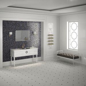 Płytki ceramiczne do łazienki - najmodniejsze kolekcje 2018 roku. Producent: Onix, kolekcja Boreal phoenix. Fot. Onix