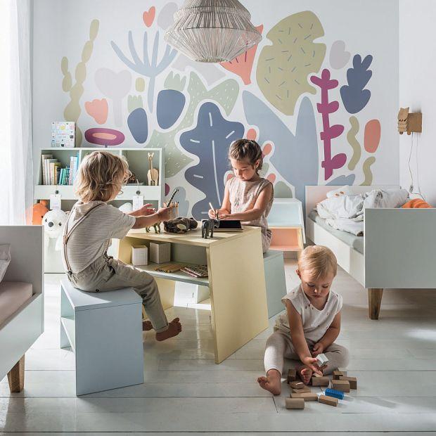 Pokój dziecka - piękne kolekcje mebli dla chłopca i dla dziewczynki