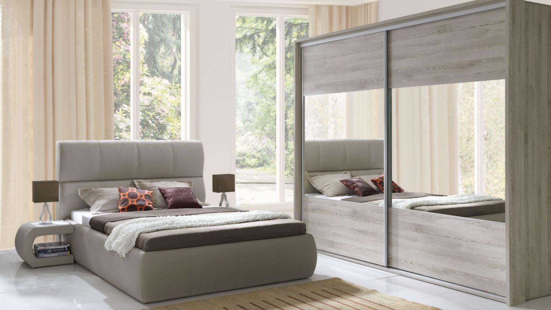 Łóżko Dalia marki Wajnert. Fot. Wajnert