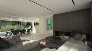 Projekt: Beton House