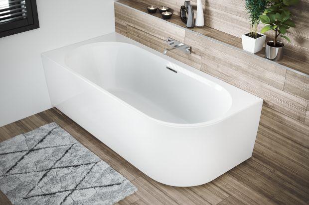 Wanna w łazience: piękne modele wolnostojące