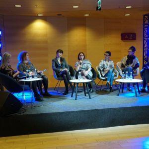 Wykłady, prezentacje i dyskusje podczas ubiegłorocznej Akademii Dobrze Mieszkaj cieszyły się dużym zainteresowaniem. Fot. PTWP