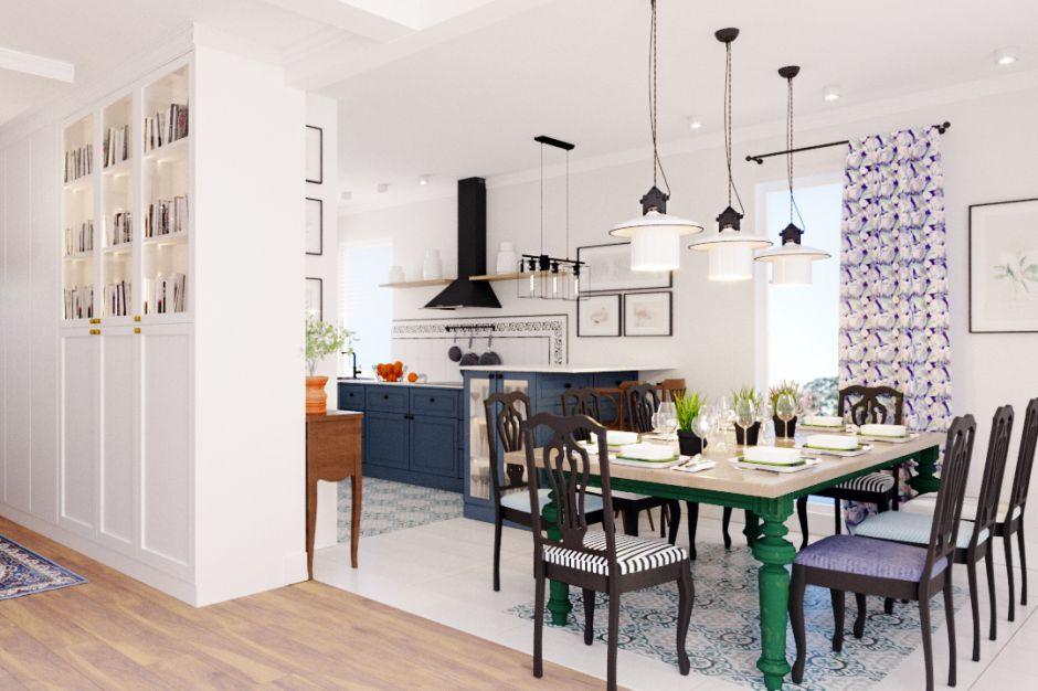 Kolorowy dom: tak ubarwisz klasyczny styl