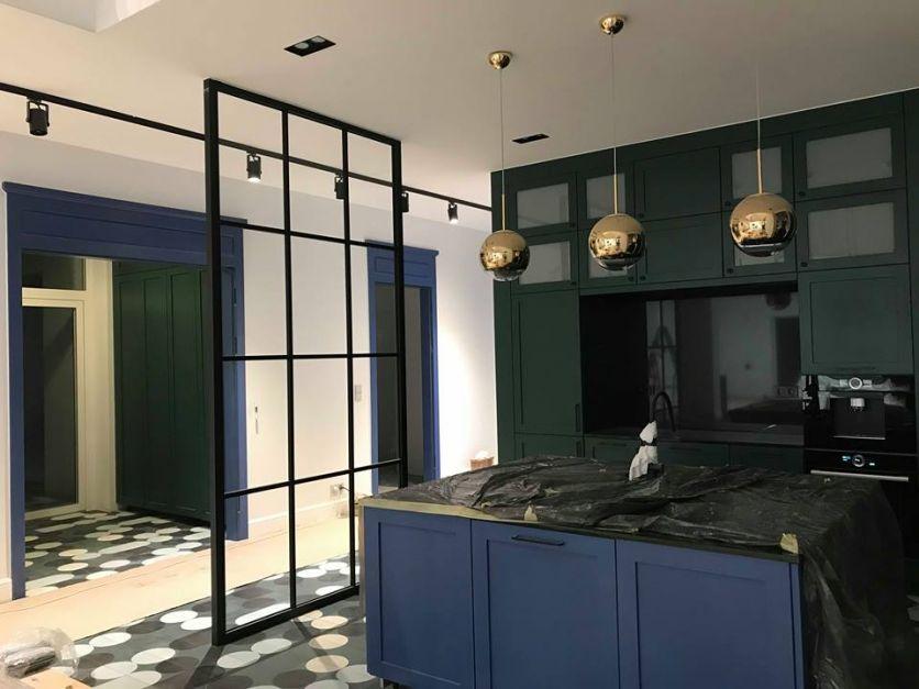 Realizacja Architekta Magia Koloru W Kuchni Zobacz
